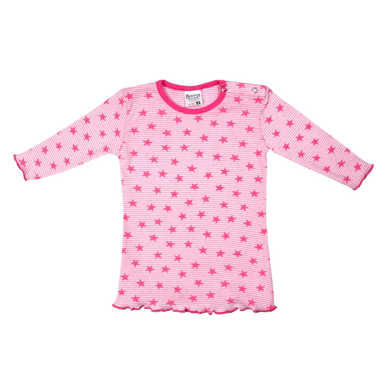 Beeren M3000 Meisjes Nachthemd Roze 50/56