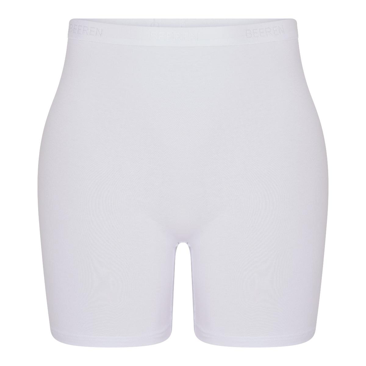 Beeren Comfort-xl Dames Boxer Wit 60/62