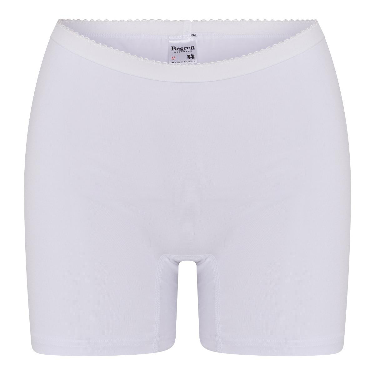 Beeren Softly Dames Boxer Wit XL