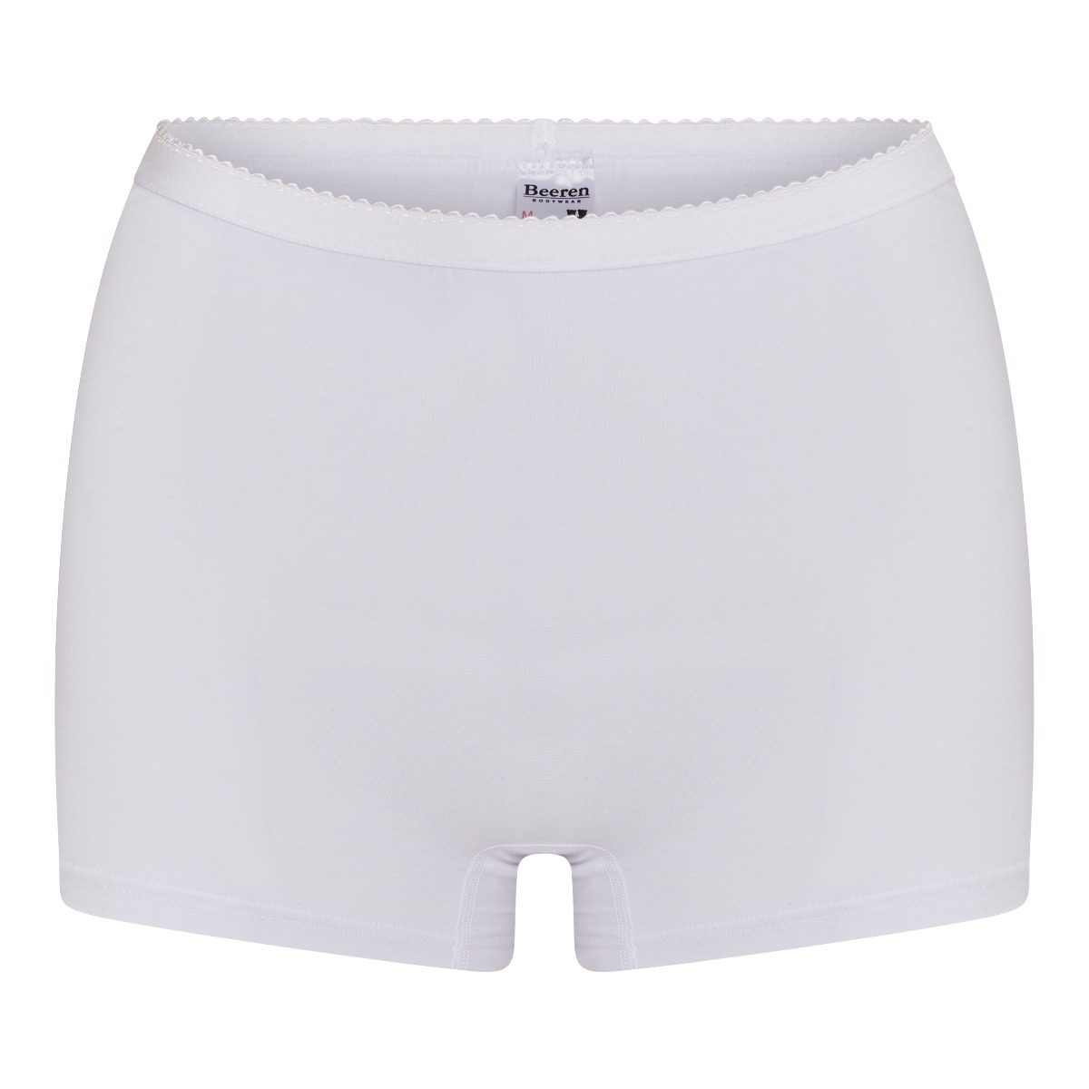 Beeren Softly Dames Panty Wit L