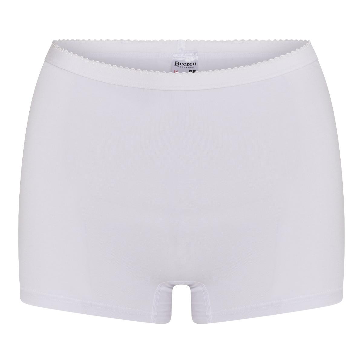 Beeren Softly Dames Panty Wit Xxl