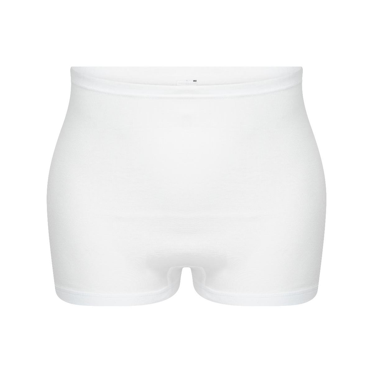 Beeren M3000 Dames Panty-slip Petra Wit 48
