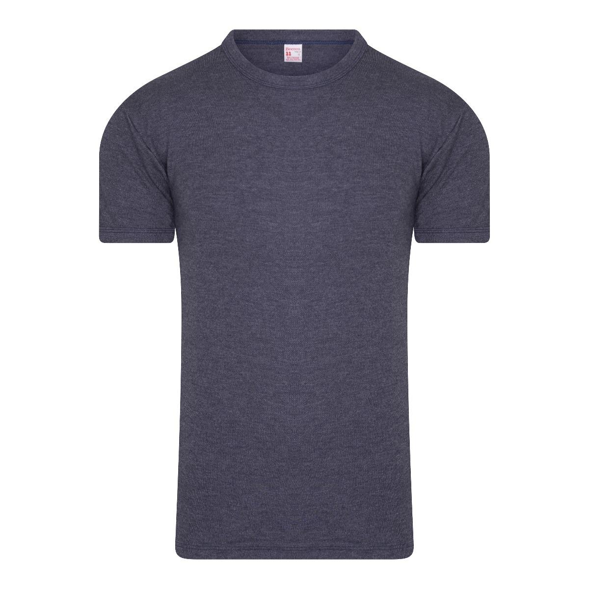 Beeren Thermo Heren T-shirt Marine L