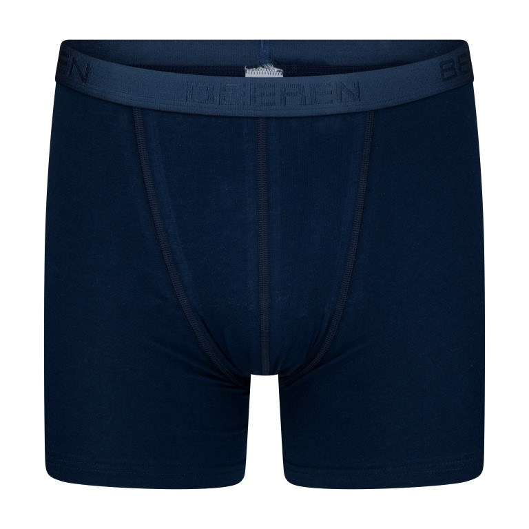 Beeren Cotton Stretch Heren Boxershort Roger Marine XL