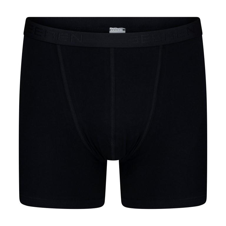 Beeren Cotton Stretch Heren Boxershort Roger Zwart XL