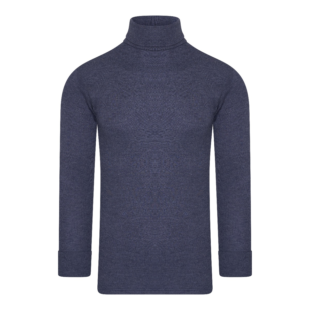 Beeren Thermo Unisex Shirt Col Lange Mouw Marine L