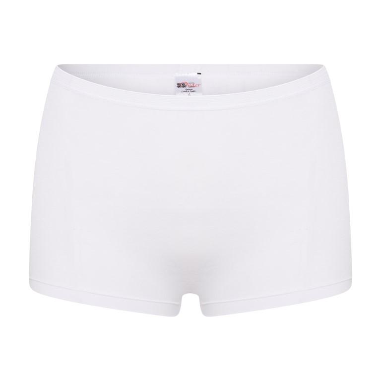 Beeren Comfort Feeling Dames Boxer Wit XL