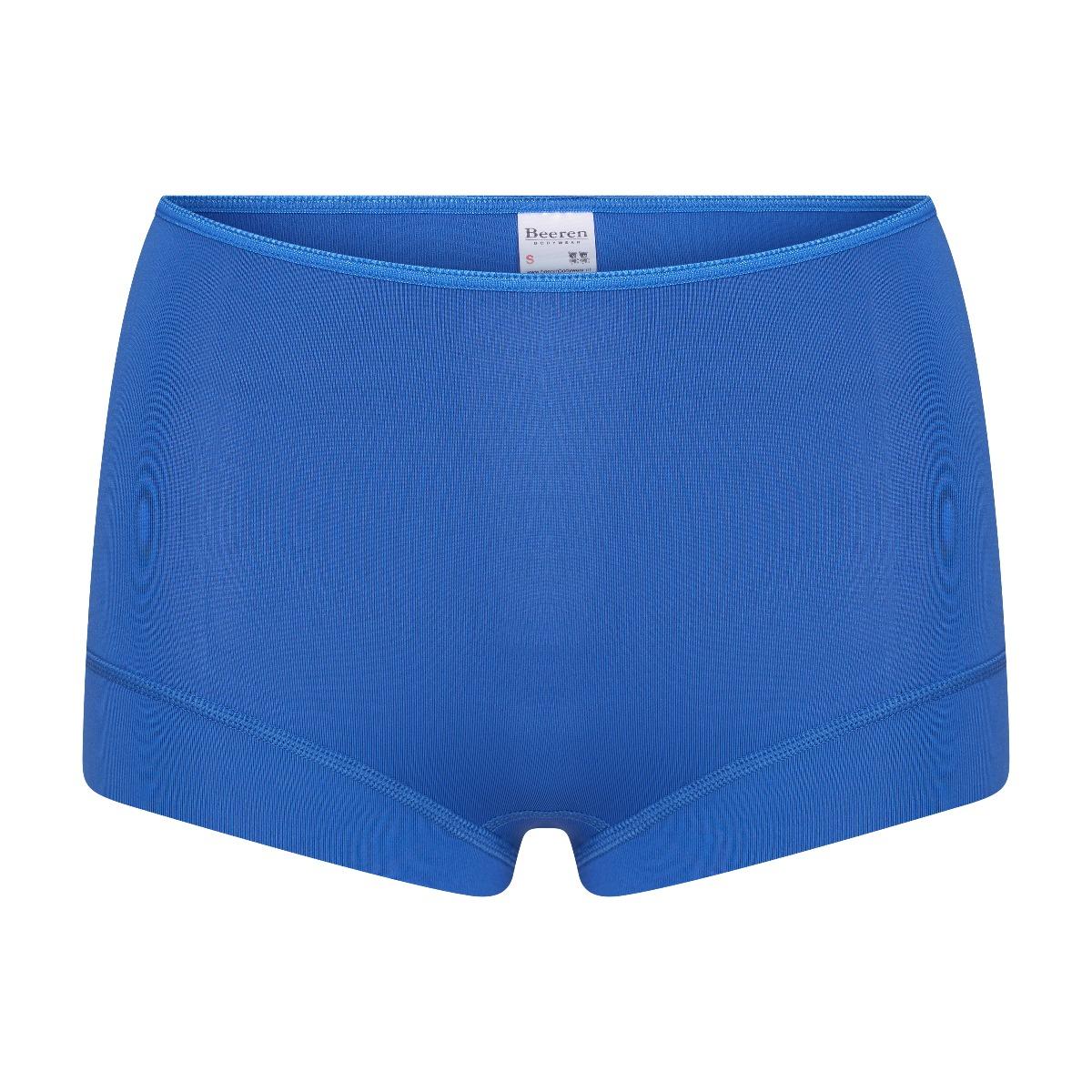 Beeren Elegance Dames Short Blauw S