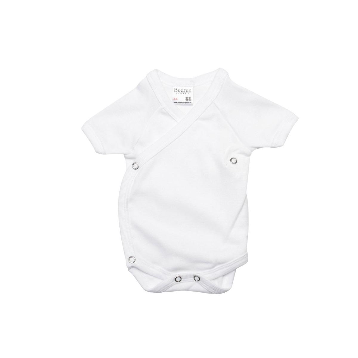 Beeren M3000 Baby Romper Prematuur Wit 44