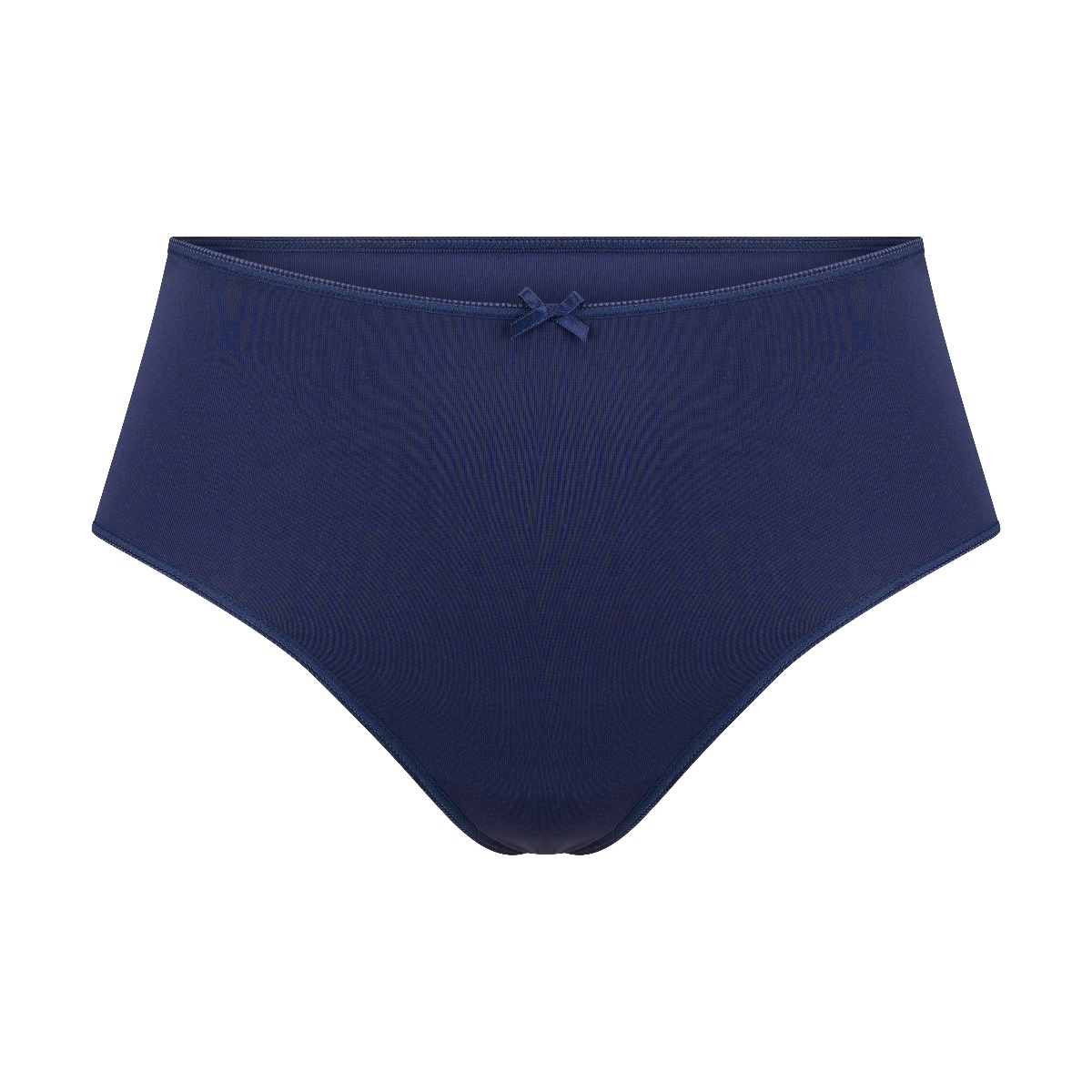 RJ Pure Color Dames String Extra Hoog Donkerblauw XL