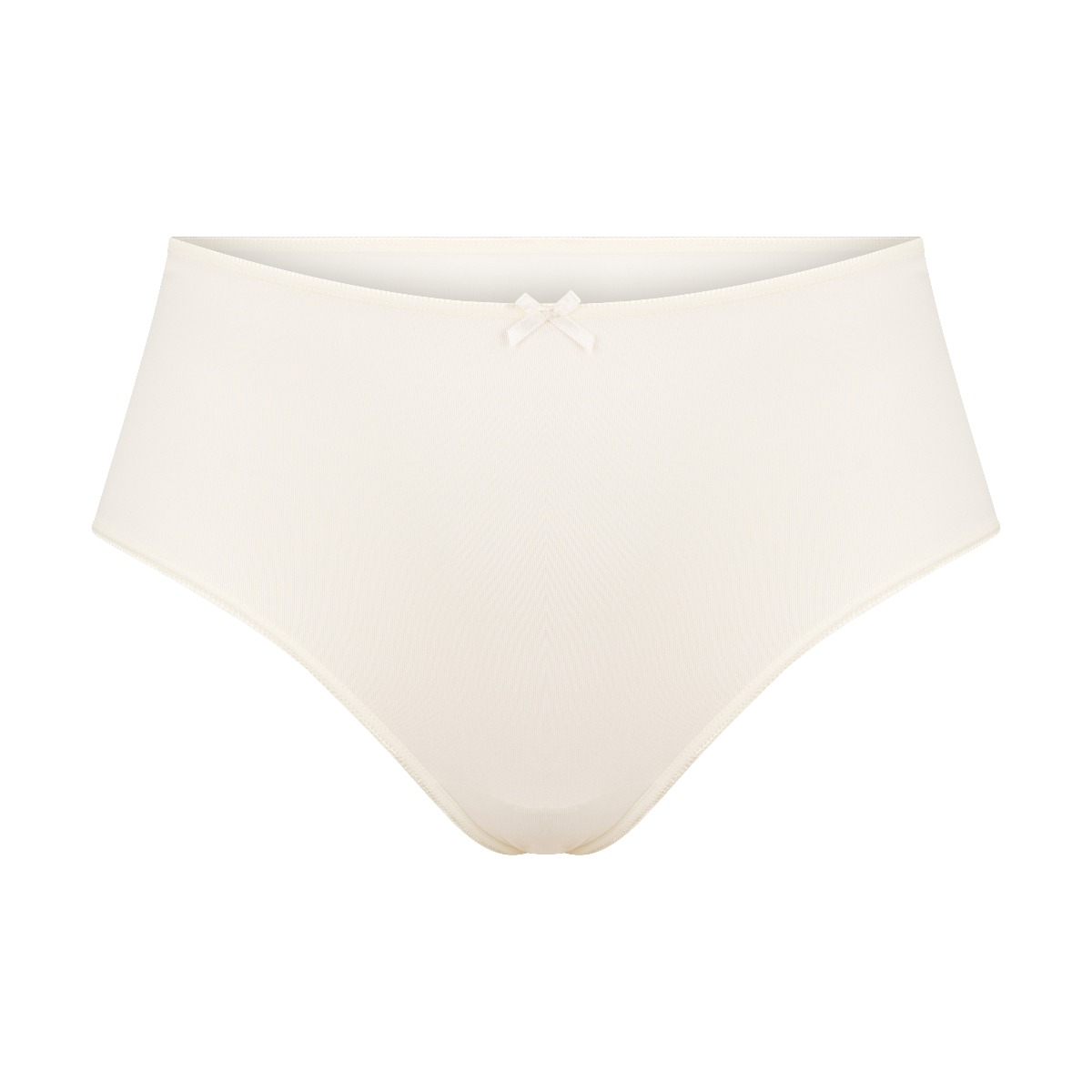 RJ Pure Color Dames String Extra Hoog Ivoor XL