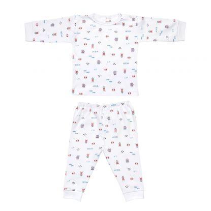 Beeren M3400 Baby Pyjama La Mer