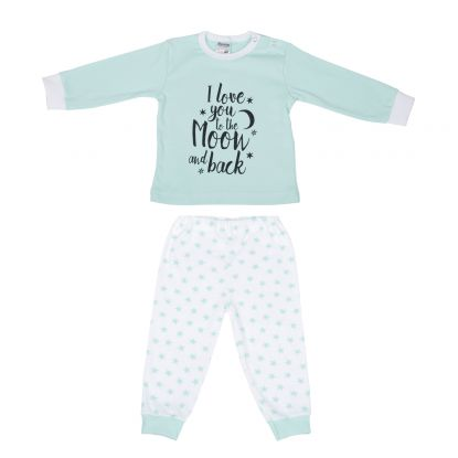 Beeren Baby Pyjama to the Moon
