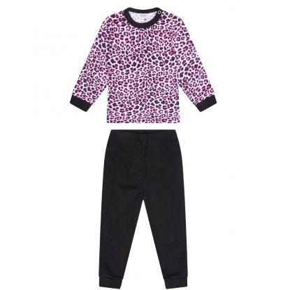 Beeren Baby Pyjama Panter/Pink